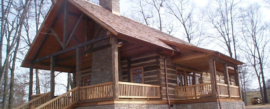 Timber Frame & Architectural Beam Work 2